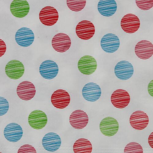 Polka Spot Multi Napkins 20 Pack