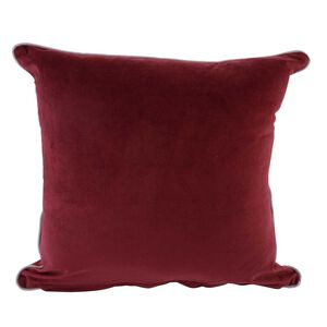Naomi Cushion 58x58cm - Berry