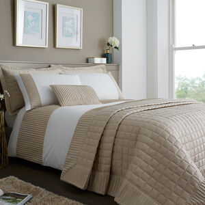 SINGLE DUVET COVER Concertina Gold