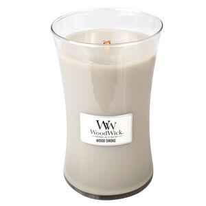 Woodwick Wood Smoke Large Jar