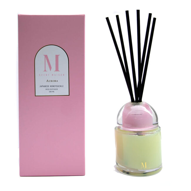 Scent Maison Japenese Honeysuckle Reed Diffuser
