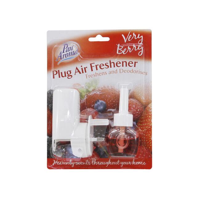 Plug Air Freshener Very Berry