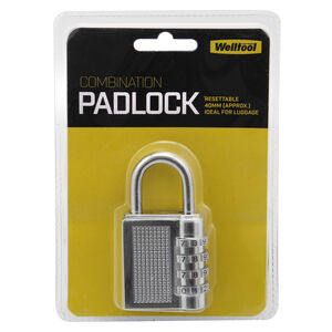 Combination Padlock 40mm
