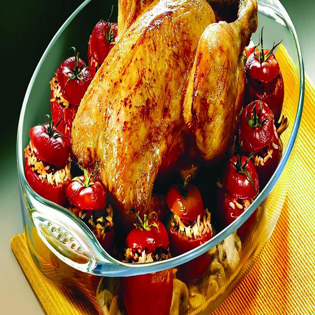 Pyrex Classic Oblong Roasting Dish