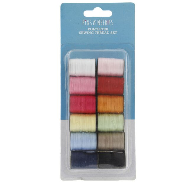 Polyester Sewing Thread Set