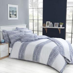 Tangled Stripe Duvet Cover
