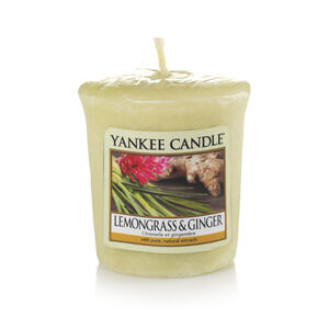 Yankee Candle Lemongrass & Ginger Votive