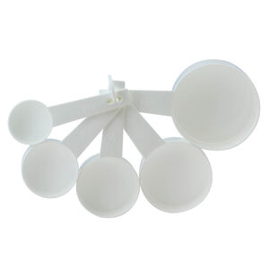 Apollo Measuring Cups Set of 5 - White