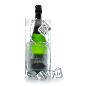 Ice Bag Bottle Carrier