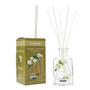 Colony Jasmine & Oudwood Reed Diffuser 200ml