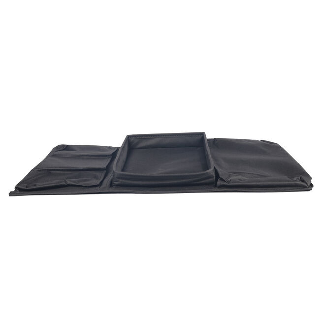Arm Rest Organiser - Black