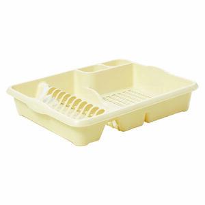 Large Dish Drainer Cream