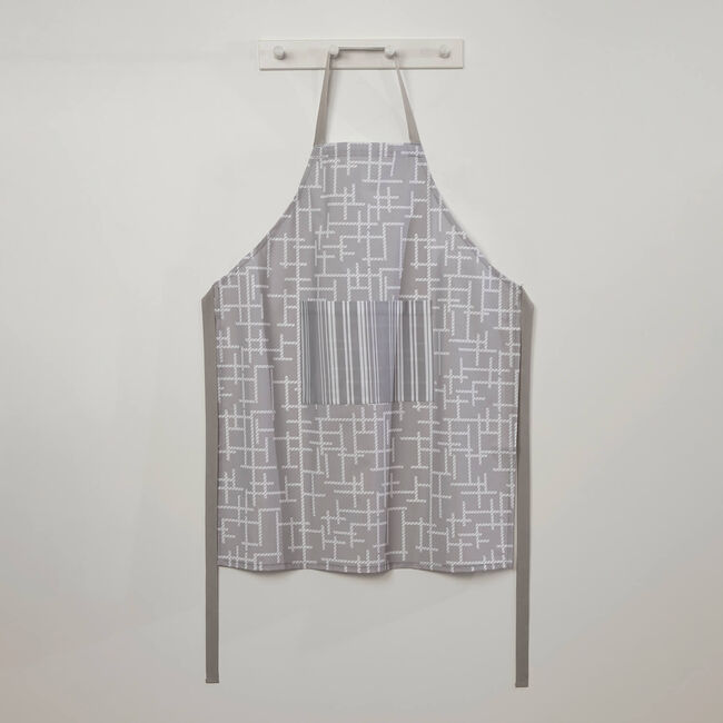Vector PVC Apron - Grey