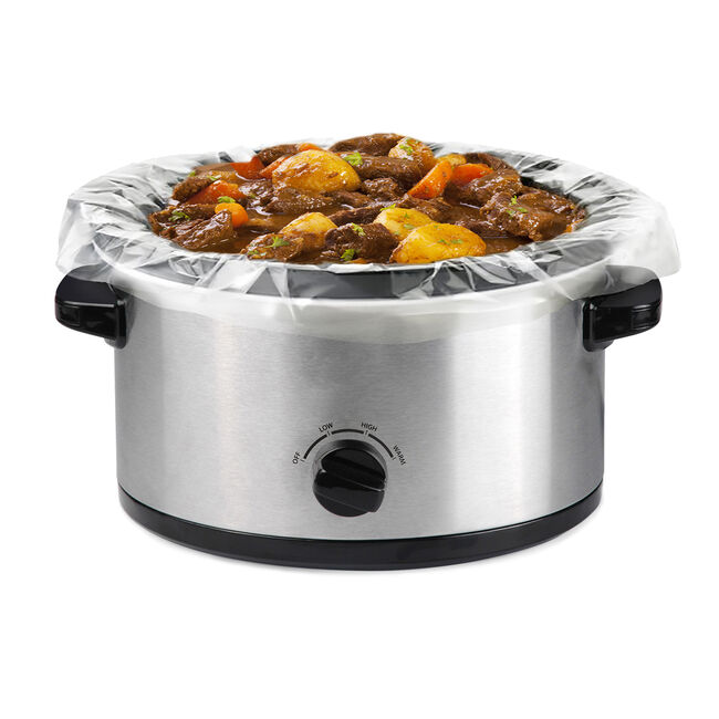 Toastabags 5 Slow Cooker Liners 30cm x 55cm