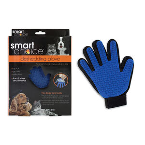 Smart Choice Deshedding Grooming Glove