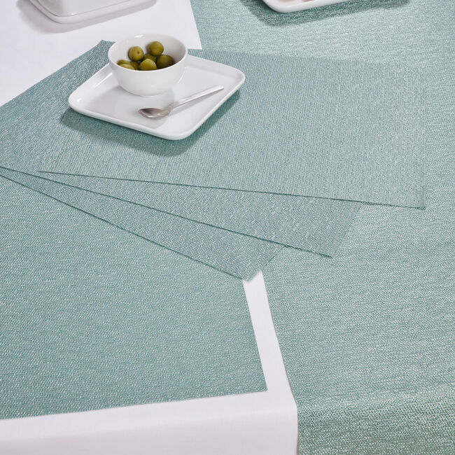 Entwine Placemat - Mint