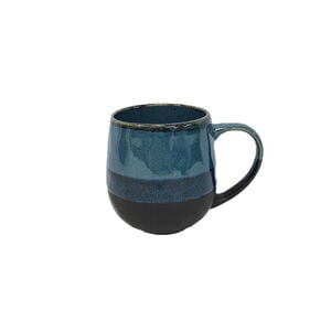 Heritage Hug 3 Tone Mug - Dark Blue