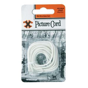 X Picture Cord 3M White