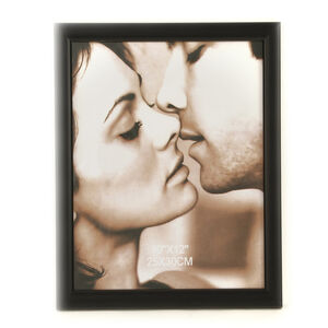 Black Ash Photo Frame Extra Large