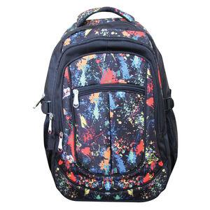 Streetsac Paint Splatter Multi Schoolbag