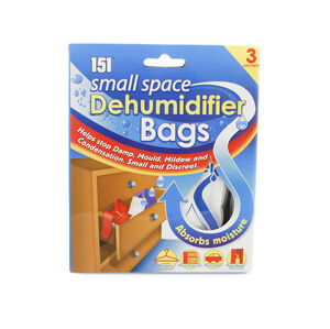 Dehumidifier Bags 2 Pack