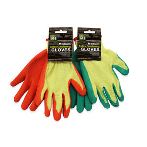 Medium Latex Gardening Gloves