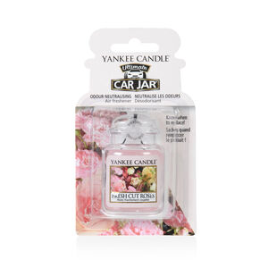 Yankee Candle Fresh Cut Roses Ultimate Car Jar