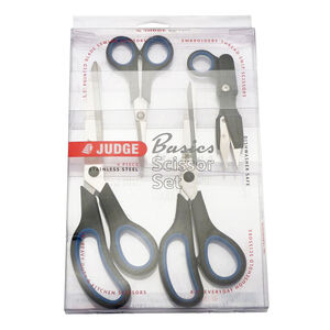 Judge 4 Scissor Set