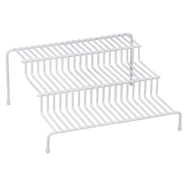 3 Steps Seasoning Rack - White