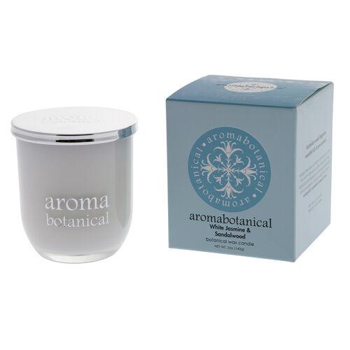 White Jasmine & Sandalwood Candle Large Jar