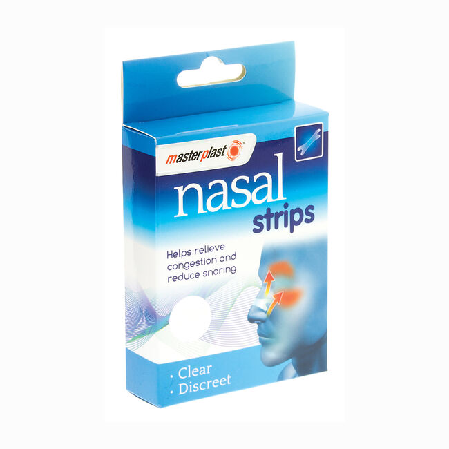 Masterplast 20 Nasal Strips