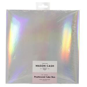Mason Cash Pearlescent Cake Box 10""