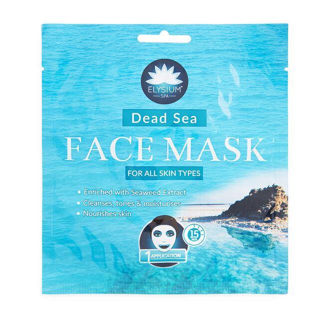 Dead Sea Salt Face Mask