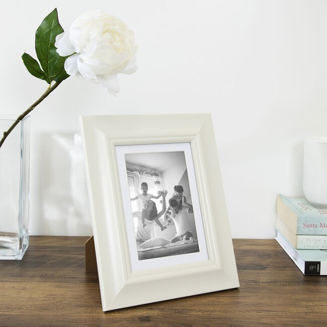 12x16 SIMPLY CREAM Photo Frame