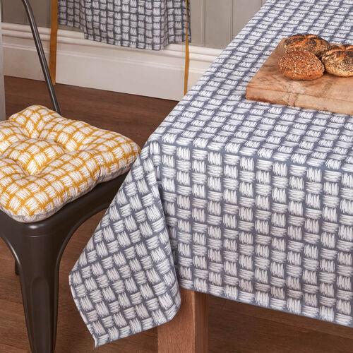 Etch PVC Table Cloth 160x230cm