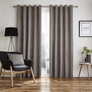 LISNALEE NATURAL 66x54 Curtain