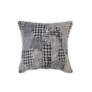 Alexa Patchwork Navy 45x45 Cushion