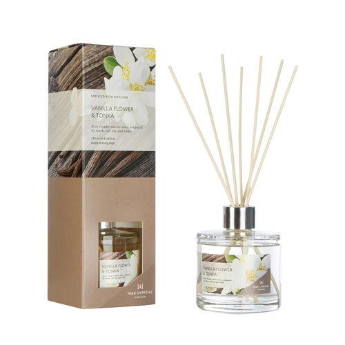 Modern Floral Vanilla & Tonka Reed Diffuser