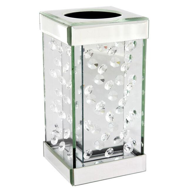 Cashel Living Teardrop Diamond Candle Holder