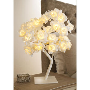 32 LED Decorative Light Up Rose Tree