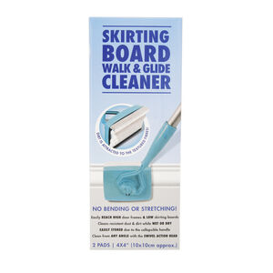 Skirting Board Walk and Glide Cleaner
