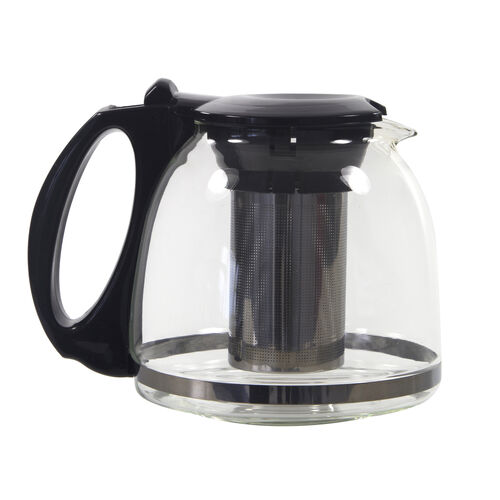 Glass Teapot with Infuser 1.1L