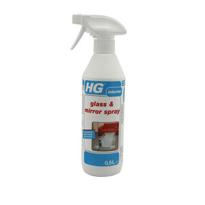 HG Glass & Mirror Spray 0.5L