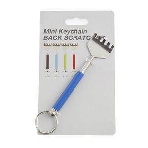 GadgetPro Mini Keychain Back Scratcher