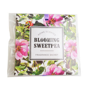 Fragrance Sachet Blooming Sweetpea