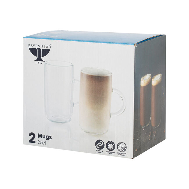 Entertain Mugs 26cl - 2 Pack