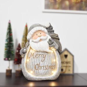 Lightup Merry Christmas Santa