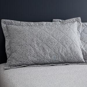 Dermot Grey Pillowshams 50x75cm