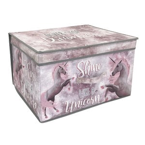 Unicorn Foldable Storage Chest