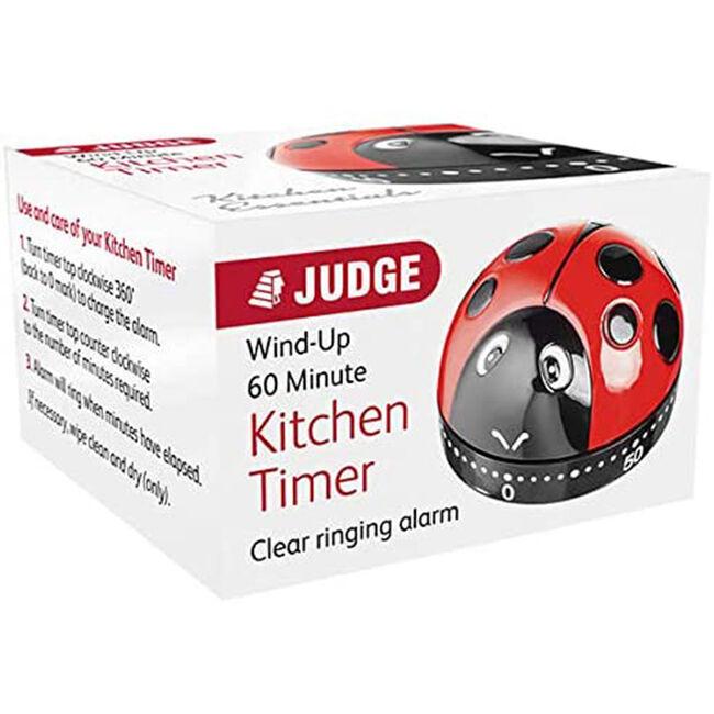 Kitchen Timer Ladybird